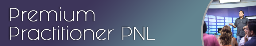 Certificación Internacional PNL con aval de John Grinder co-creador. Con el Nuevo Código PNL